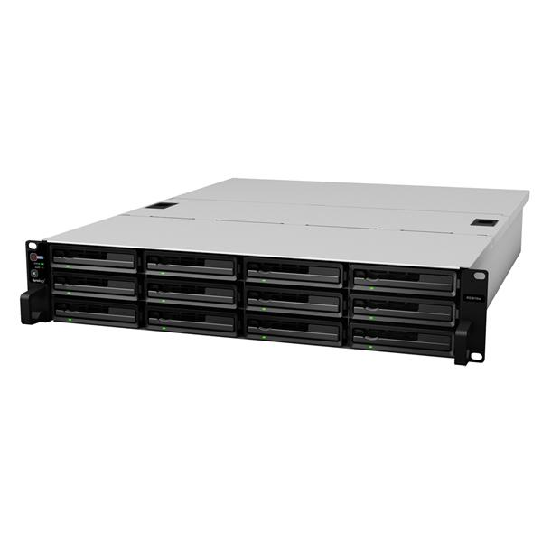 Synology RackStation RS3614RPxs 12 x Total Bays NAS Server
