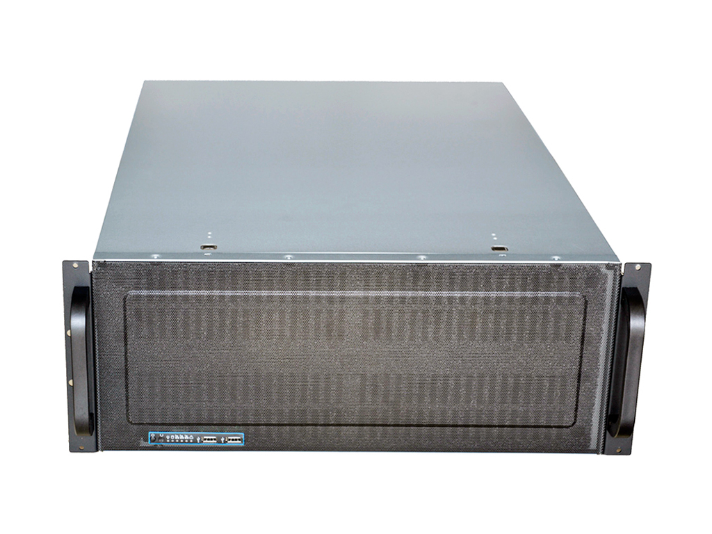 4U Server with 15x Internal HDD & Single or Redundant PSU Support
