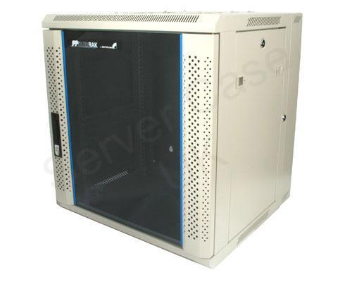 Computers/tablets & Networking Dependable Startech.com Rk619wallgb 6u 19in Wallmount Server Rack Cabinet With Acrylic