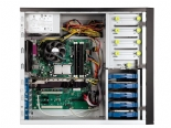 Tower Server with 5x Internal HDD Bays & Single PSU