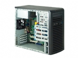 Tower Server with 8x Internal HDD Bays & Single PSU